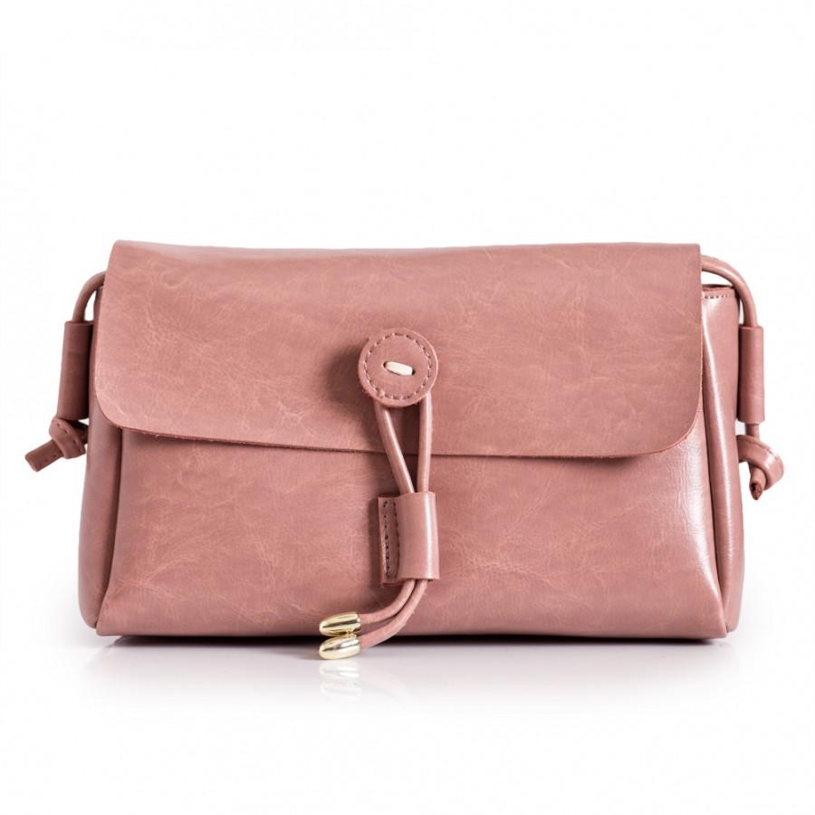 Full Grain Leather Womens Shoulder Bag