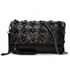Rock Bag Leather Petals