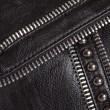 Mens Black Leather Purse