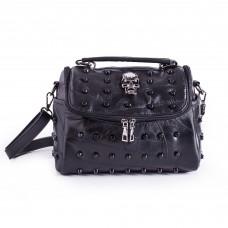 Ladies Skull Bag with Studs