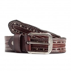 Casual Brown Belt Mens