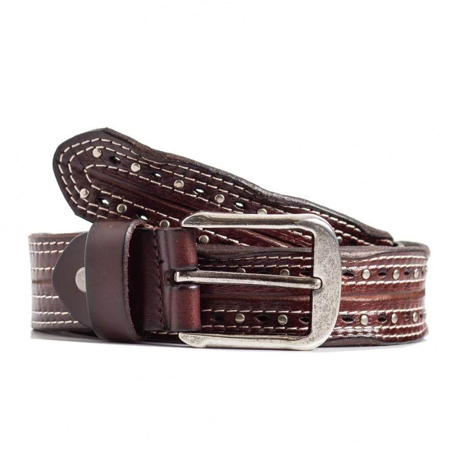 Casual Brown Belt Mens