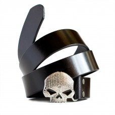 Diamond Skull Belt