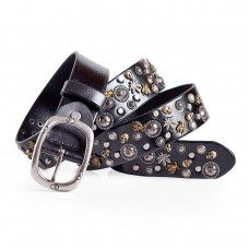 Super Fresh Statement Belt Italian Leather