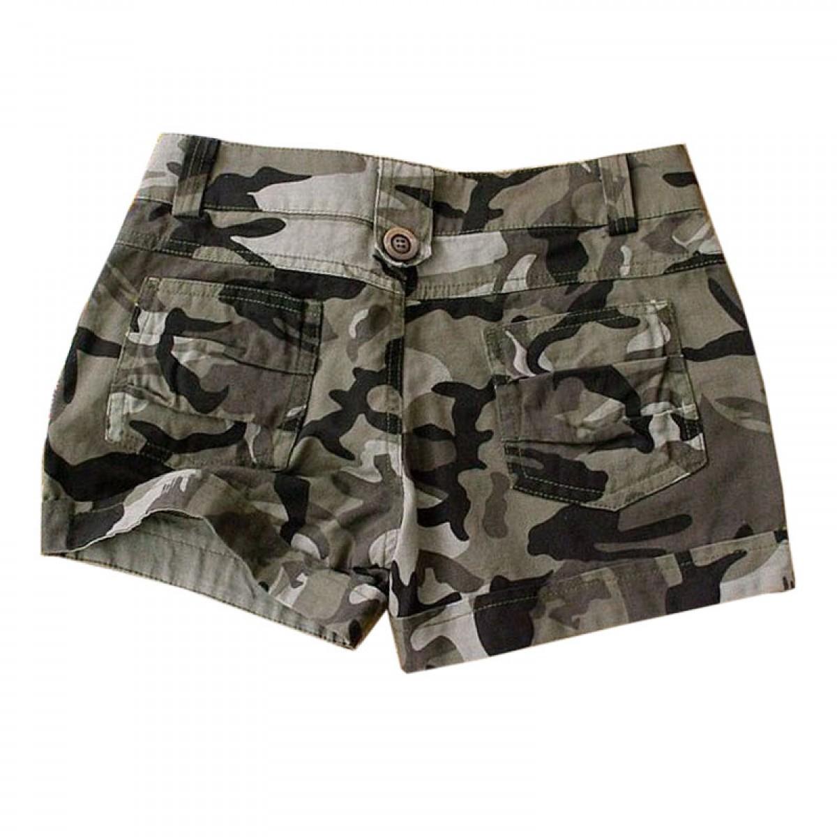 Womens Cargo Shorts | LATICCI
