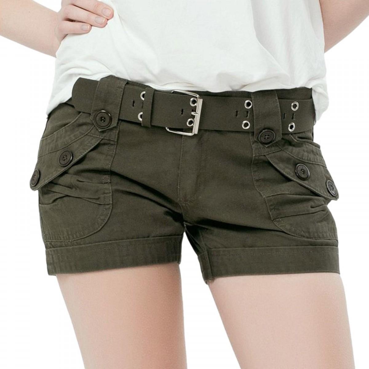 Cargo shorts women