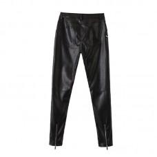 Womens Motorcycle Pants Black