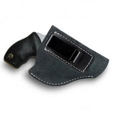 Suede Leather Clip Gun Holster Taurus 85