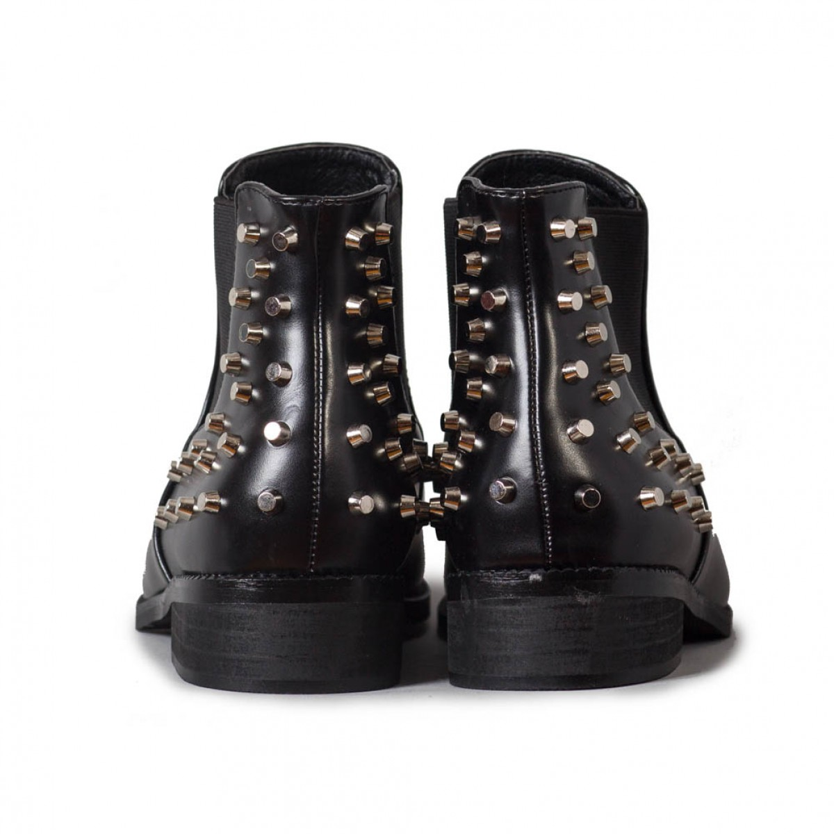 studded ankle boots 28 images ash black nevada suede