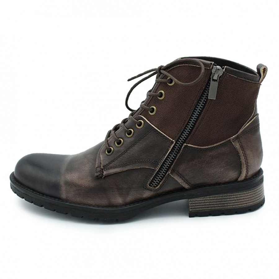 Vintage Leather Boot 101