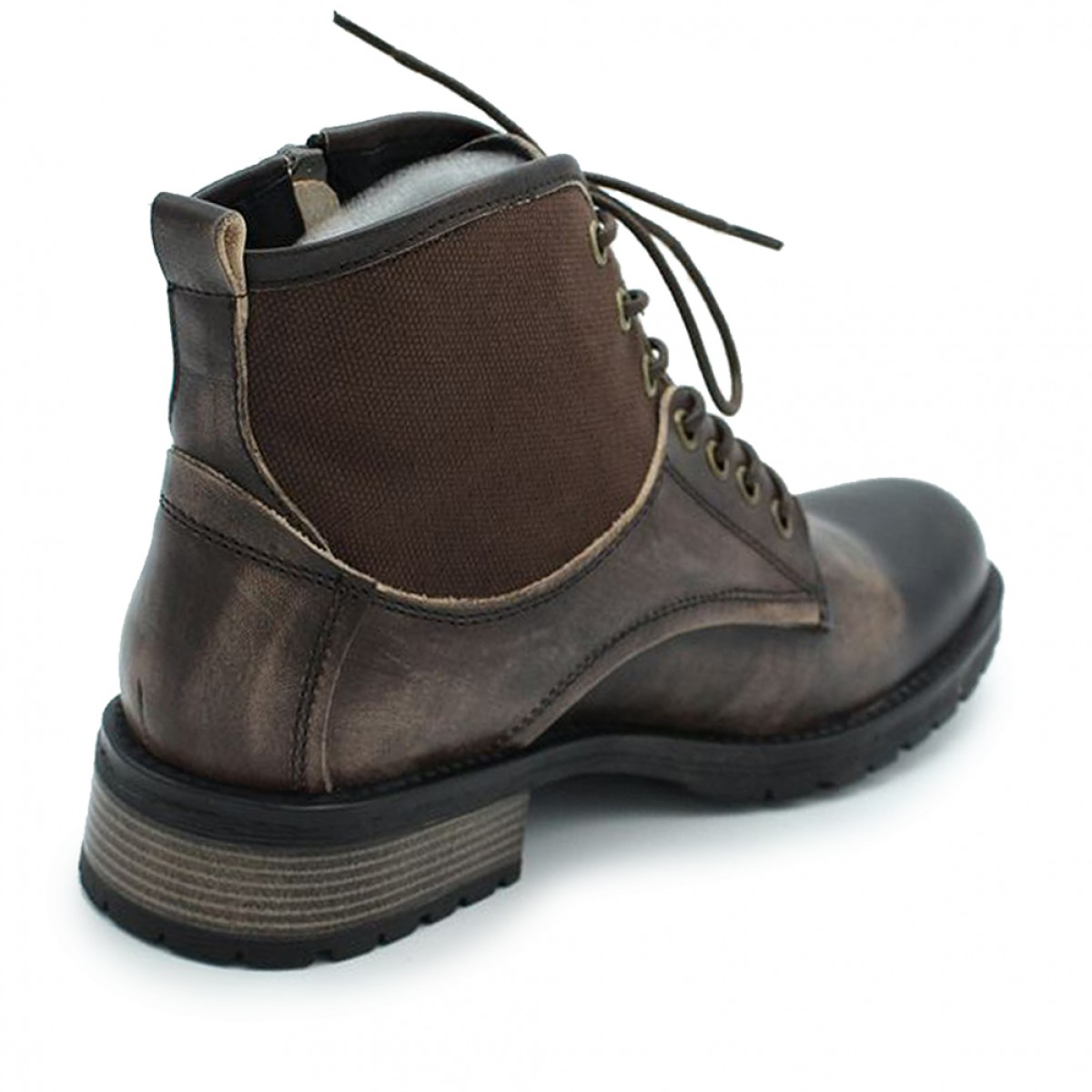 Vintage Lace Up Boot 73