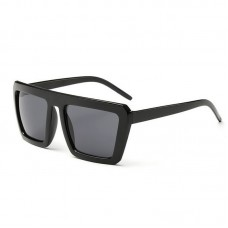 Thick Frame Rectangular Shades