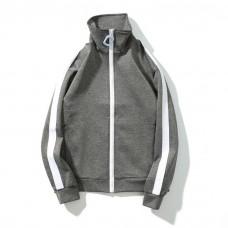 Zip Sweatshirt Gray